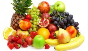 consumo de frutas en españa
