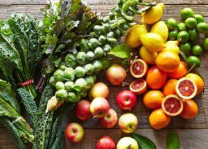 porque son buenas las frutas y hortalizas