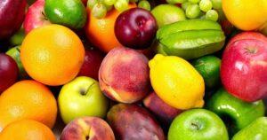 las frutas ecologicas más saludables